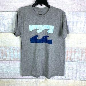 Billabong Inverse Logo Core Fit Tee Shirt